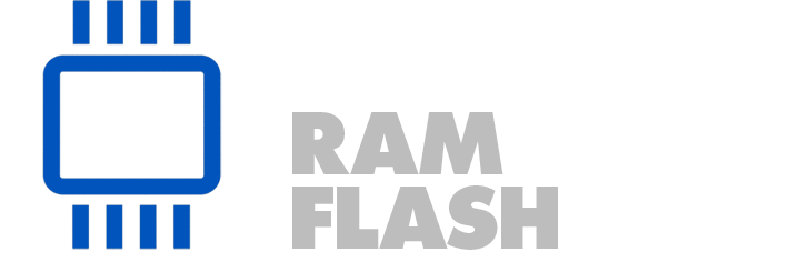 RAM + Flash