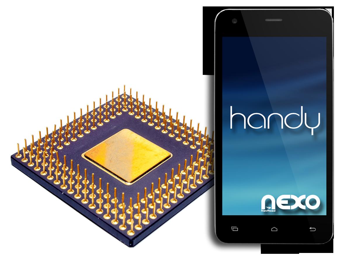 Wydajność smartfona NavRoad