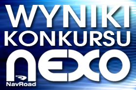 15-06-2015 Wyniki konkursu NEXO