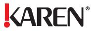 KAREN logo
