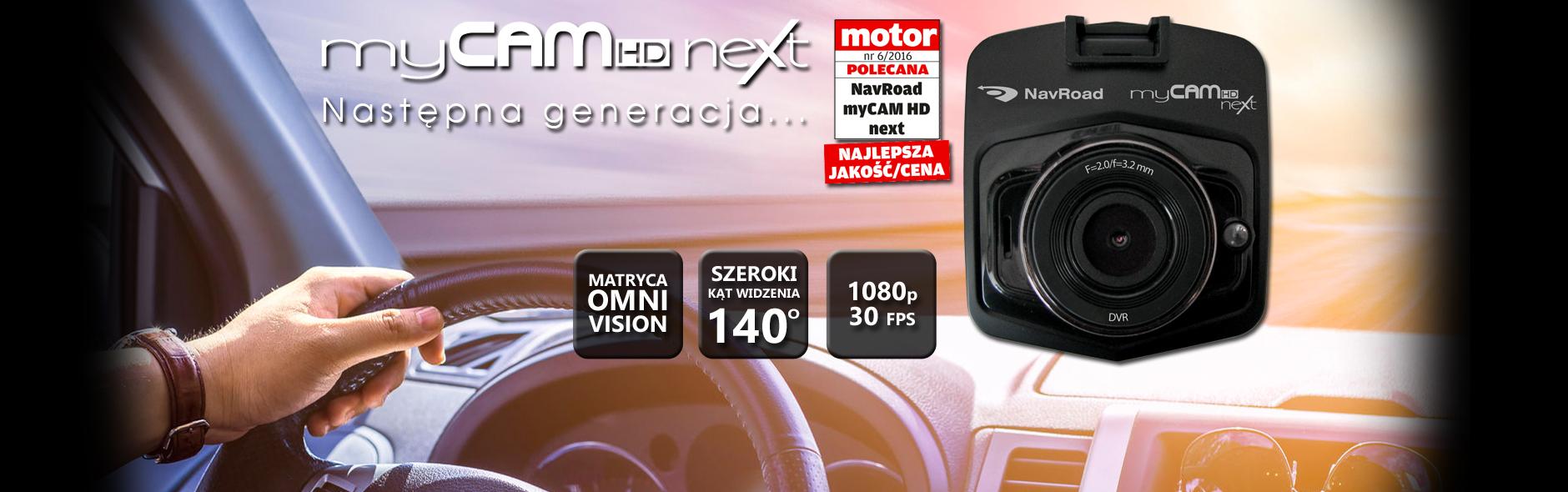 myCAM HD neXt_banner_MOTOR