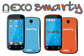 nexo smarty news - miniatura