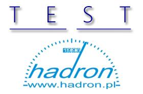 NEWS TEST_HADRON [SS]